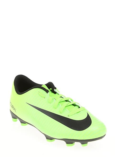 Nike Jr Mercurıal Vortex III Fg   Krampon Yeşil